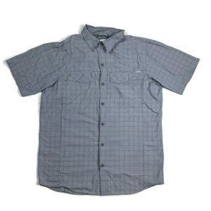 Columbia Vent Shirt Short Sleeve UPF 30 Trail